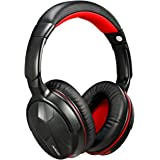 Bluetooth Headphones AUSDOM M04S Wireless Over-ear Stereo Headsets Foldable headphone with Microphone for PC/Smartphone/iphone 7 ipad