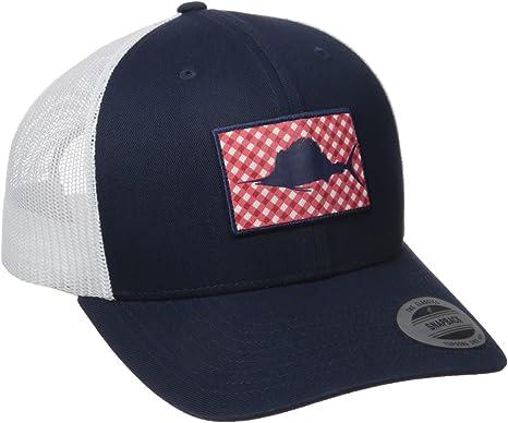 Columbia PFG Mesh Snap Back – Gorra, Unisex, Collegiate Navy ...