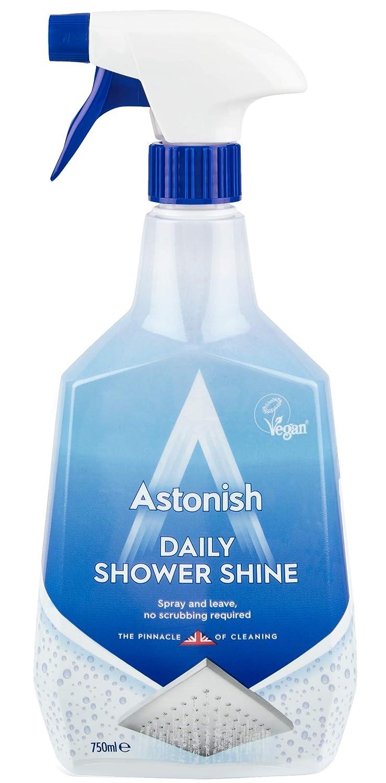 Astonish Daily Shower Shine Spray, Pack of 12 B004YC3BYW