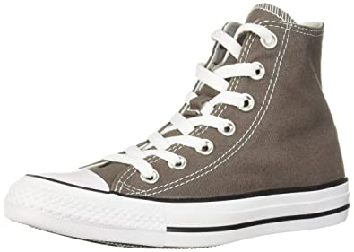 c8ee3ff1ceac Image Unavailable. Image not available for. Color  Converse Chuck Taylor  All Star Shoes (1J793) Hi Top in Charcoal ...