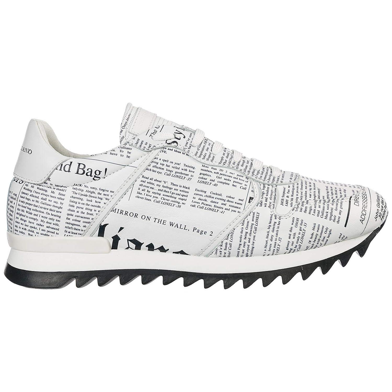 Gazzette John Galliano Men Sneakers gazzette