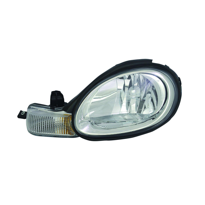 TYC 20-5690-00 Neon Left Replacement Head Lamp