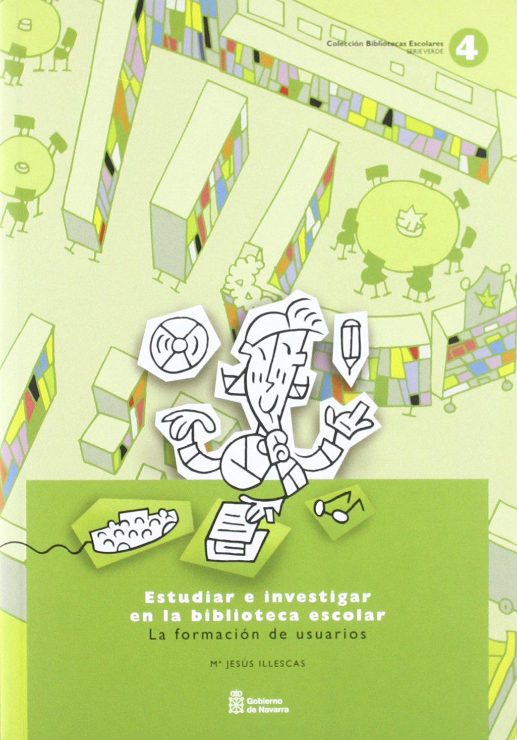 Estudiar e investigar en la biblioteca escolar: Amazon es