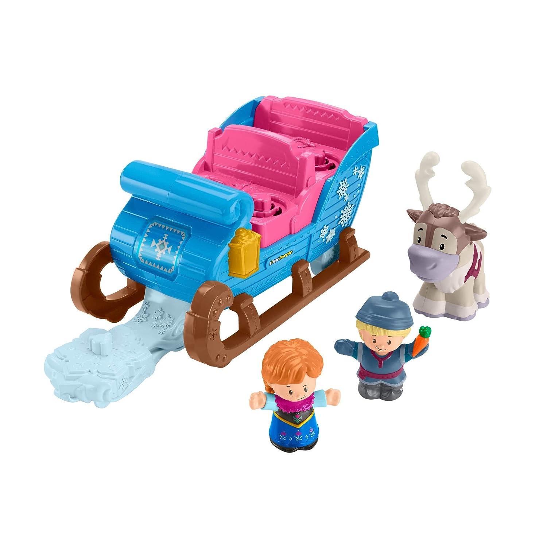 Disney Frozen Kristoff's Sleigh by Little People