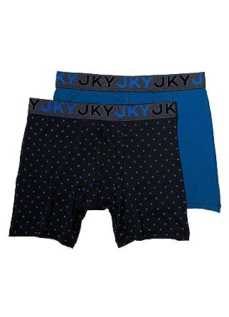 c9e7e0bc18d2 Jockey Men's Underwear JKY Active Microfiber Stretch Midway - 2 Pack at Amazon  Men's Clothing store:
