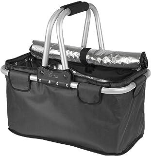 Genius Thermo Einkaufskorb   Schutz vor Hitze und Kälte   Reißverschluss   25 kg   Einkaufs-Tasche   Einkaufs-Korb   NEU