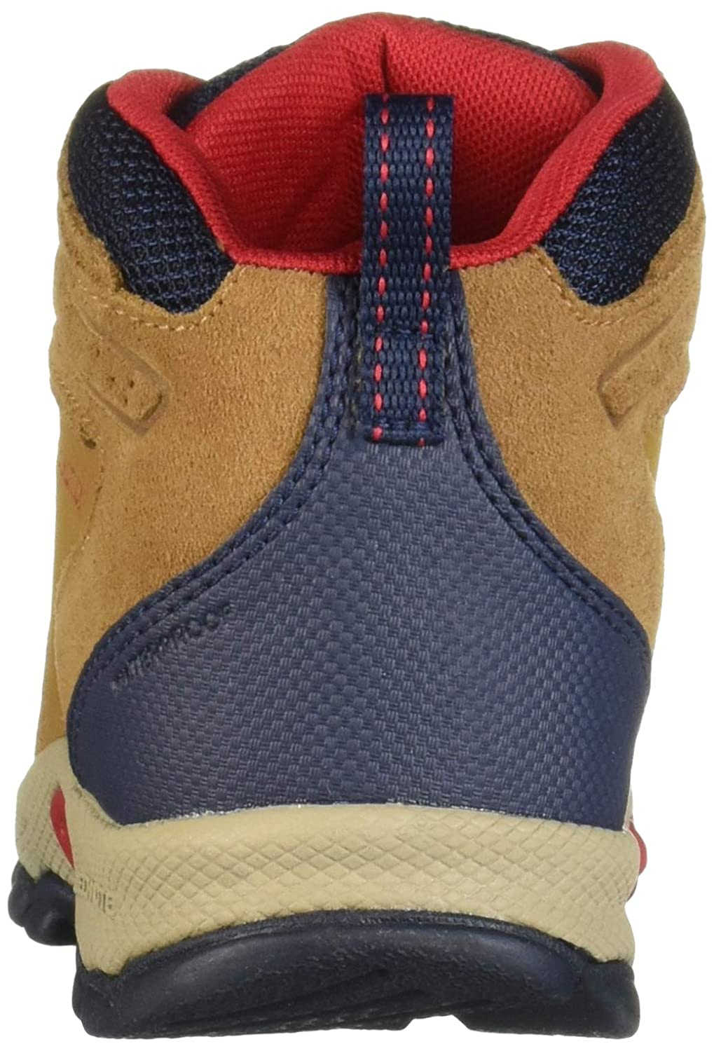Columbia Kids Youth Newton Ridge Suede Hiking Boot