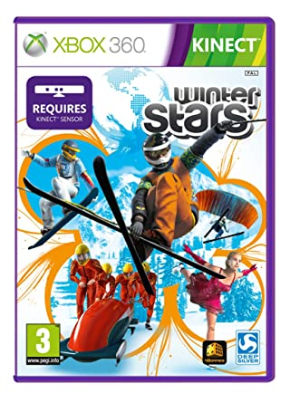 Winter stars kinect required (xbox 360): amazon. Co. Uk: pc.
