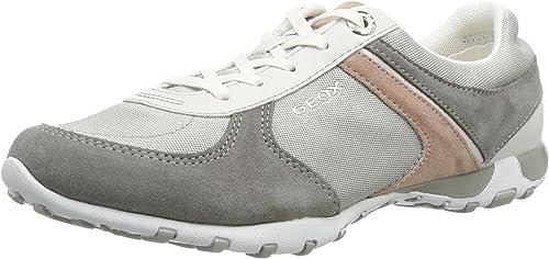 Geox D FRECCIA A D42C0A01122 Damen Sneaker YDtcf