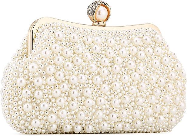 UK Ladies Party Chain Clutch Bag Women Shoulder Satchel Prom Evening Handbag New