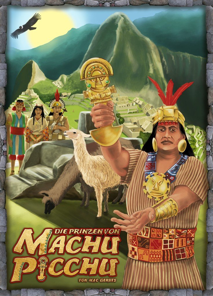 Princes of Machu Picchu