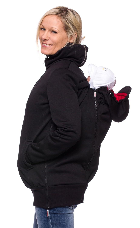 Milchshake - Softshelljacke mit Rückentragefunktion - Albatros