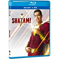 BR - SHAZAM COMBO (BR+DVD) [Blu-ray]