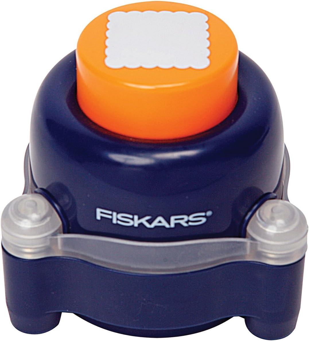 Fiskars Everywhere Punch, Refill Scalloped Square (01-005565)