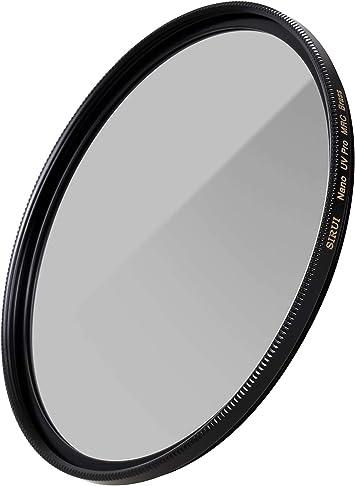 Sirui 82mm Ultra Slim S-Pro Nano MC UV Filter Brass Mount