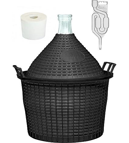 Starter-Set Weinherstellung Weinballon 25 l Zubehör