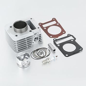 XMT-MOTO New Cylinder Piston Rings Top End Kit For Yamaha TTR125 TTR 125 TTR-125 2000 2001 2002 2004 2005 2005