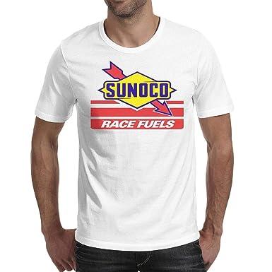 Amazon com: YUIOA Man's Tshirts Cotton Comforsoft Sunoco