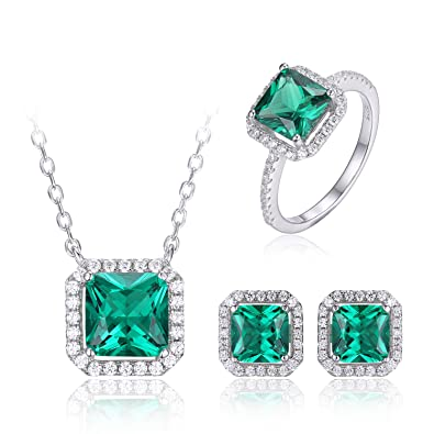 08c6dc2c6fe3 Jewelrypalace Mujer Cuadrado 3