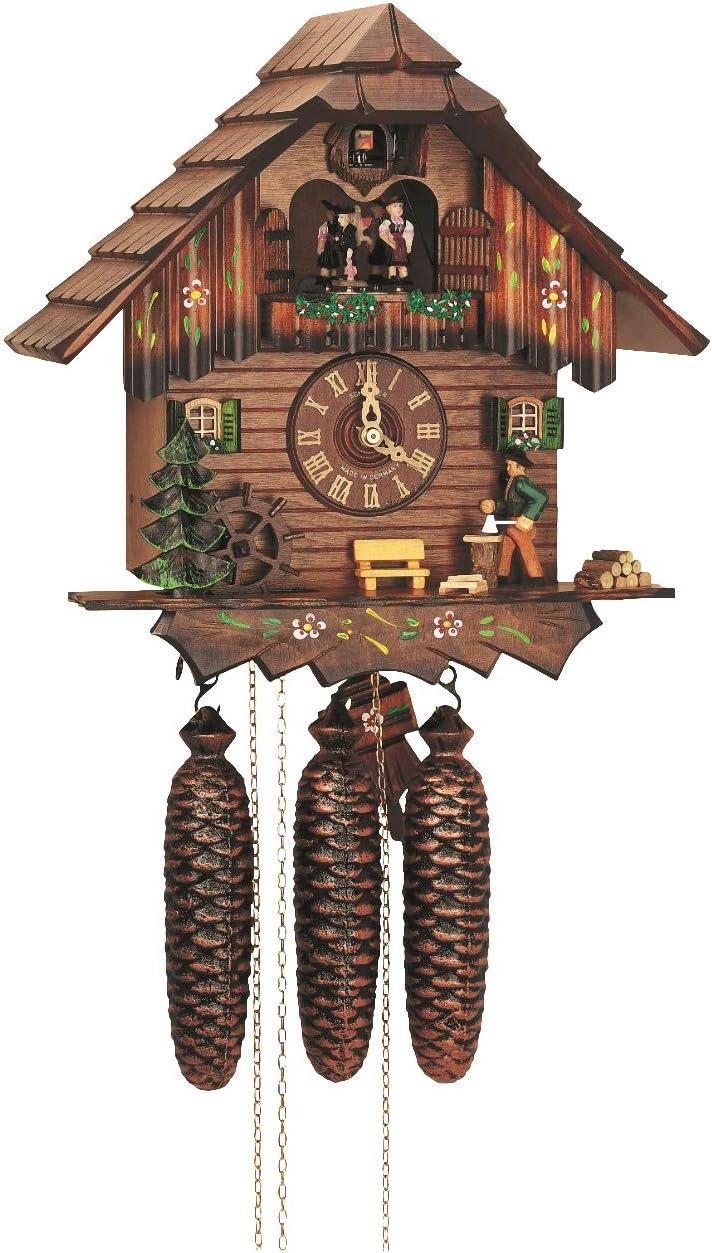 Anton Schneider Cuckoo Clock 8TMT5405 10