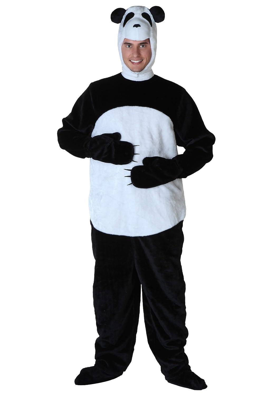 Men's Panda Fancy dress costume X-Large