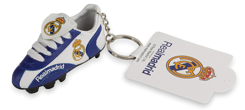 con Licencia Oficial de Original Real Madrid Guante Llavero ...