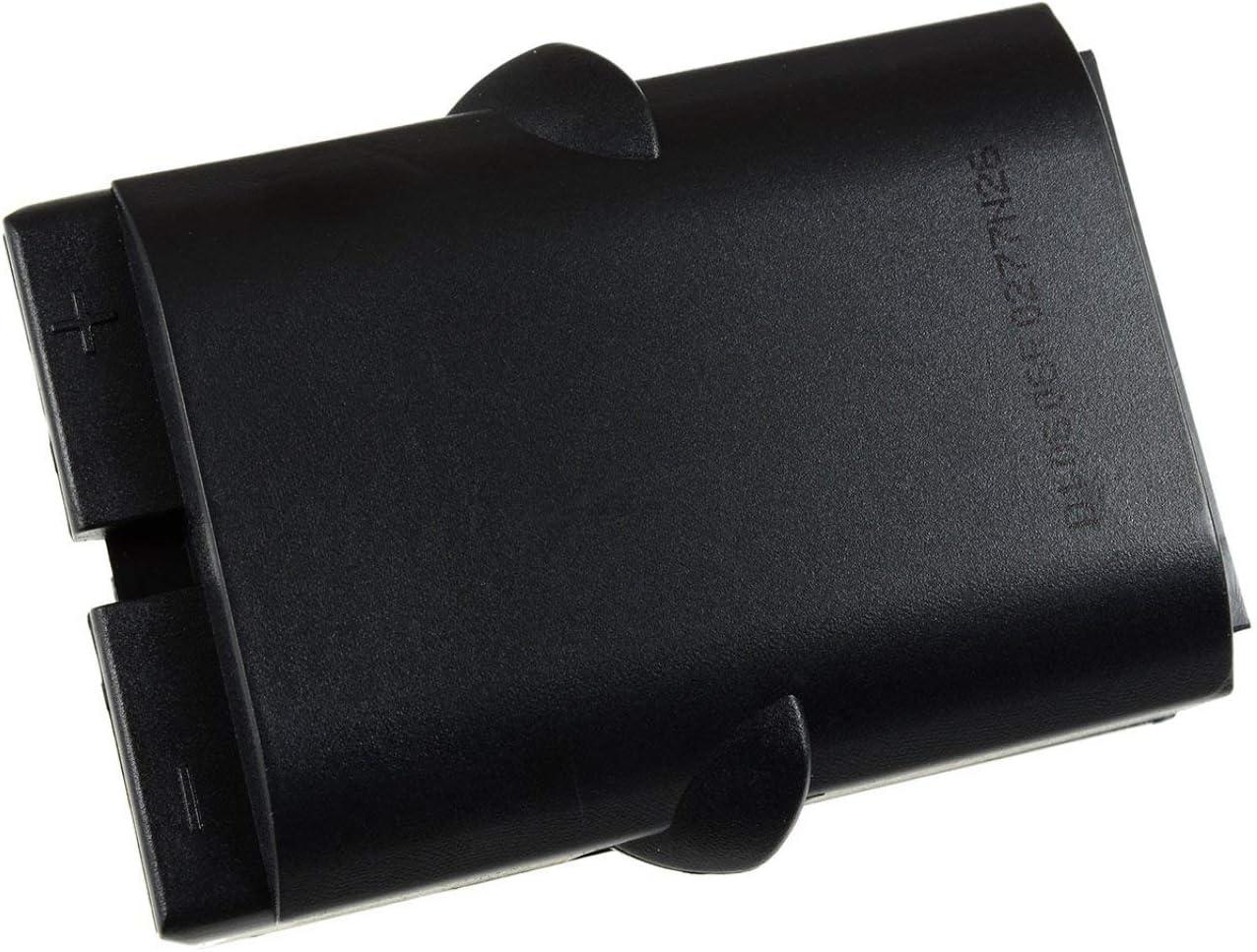 600 mAh Bater/ía para Ikusi TM70 4,8 V 2,9 WH BT06K NiMH