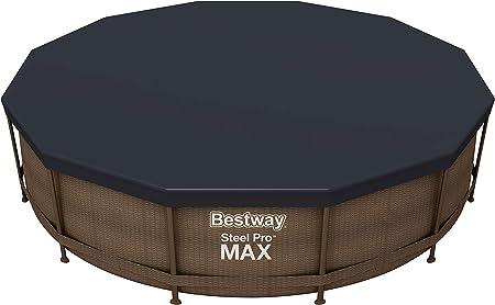Bestway 58037 - Cobertor Invierno para Piscina Desmontable Ø370 cm ...