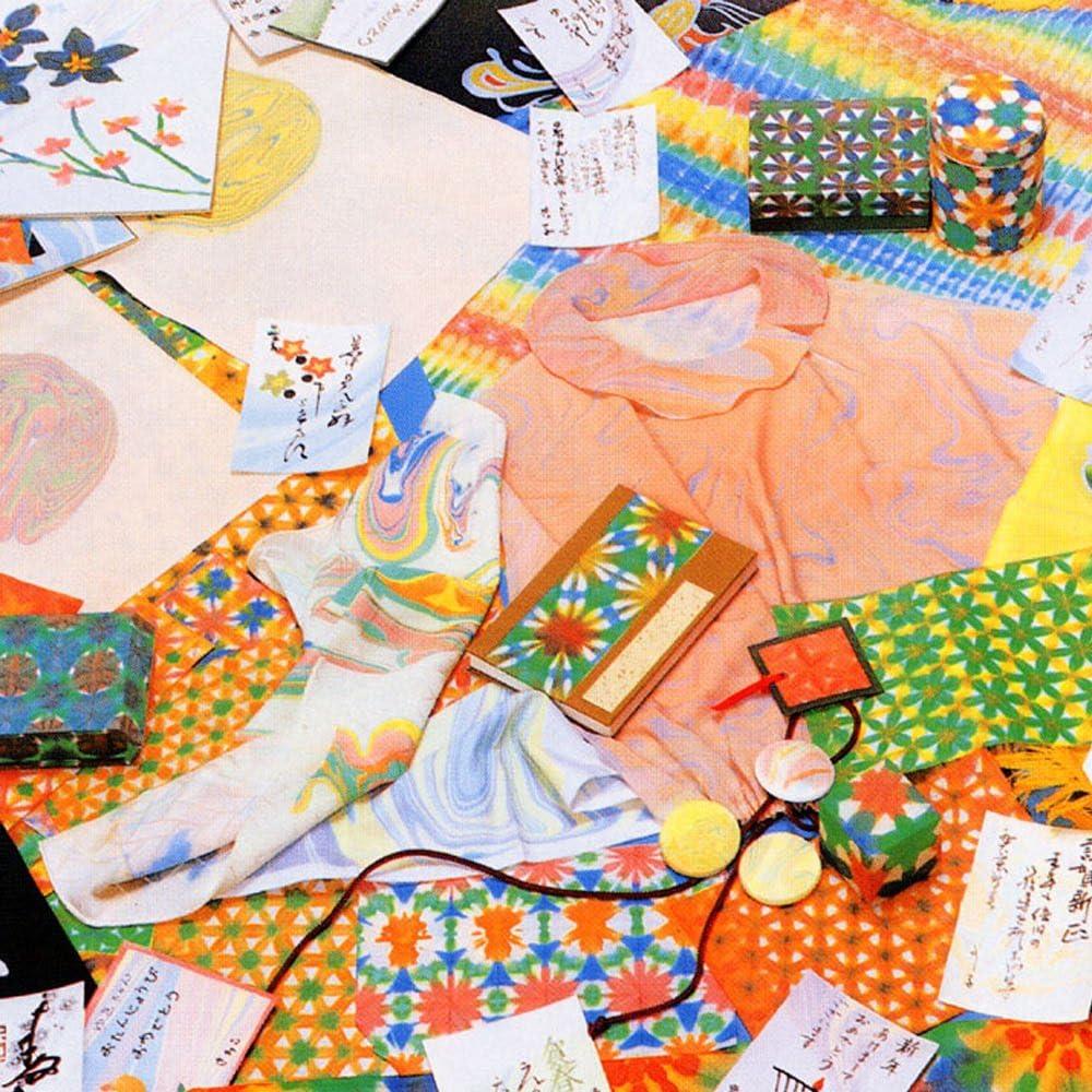 Japan Import Bokuundo Marbling Paper Origami Marbling Kit