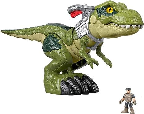 Imaginext Fisher-Price Jurassic World Mega Mouth T.Rex