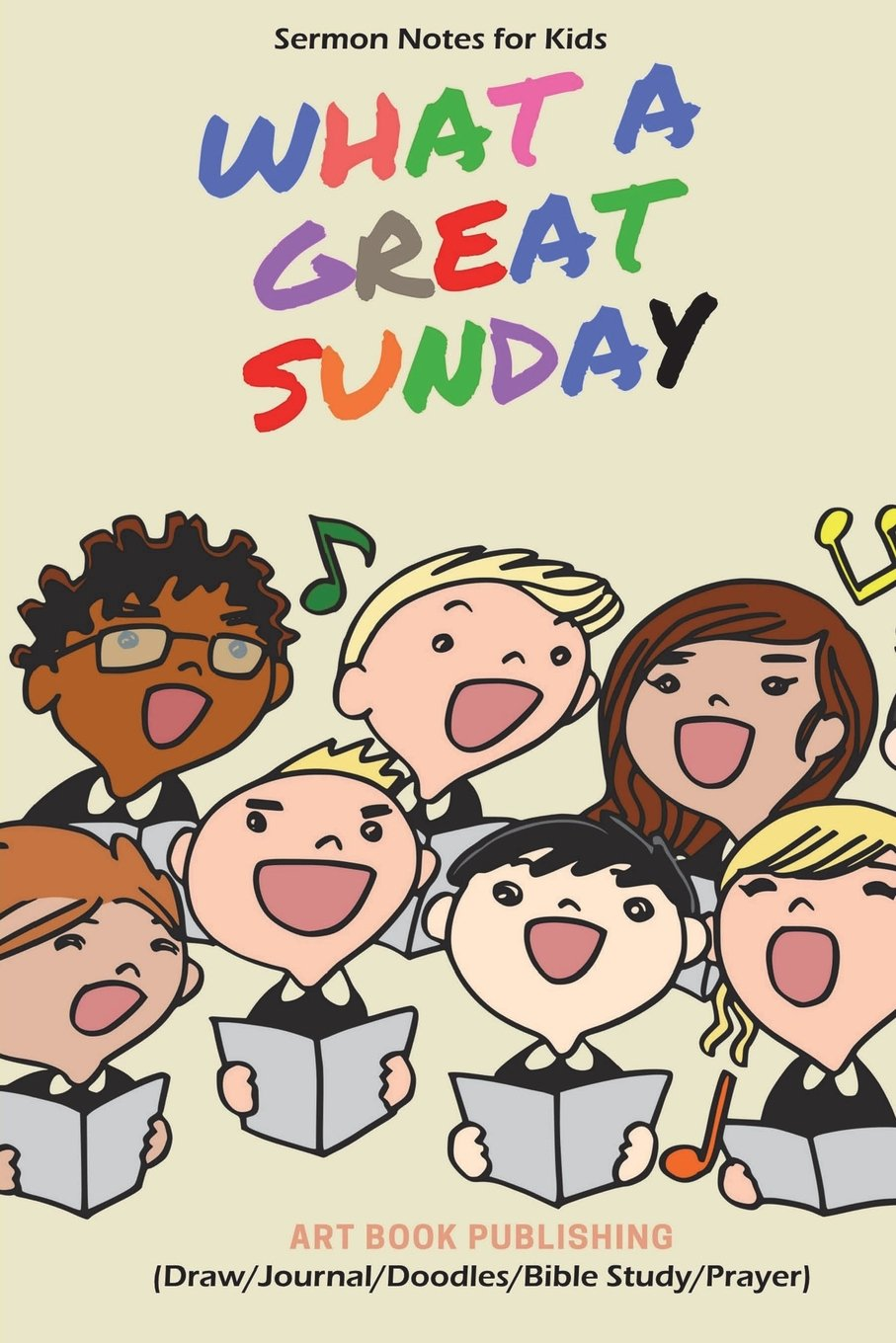 What A Great Sunday: Sermon Notes for Kids, Memorizing
