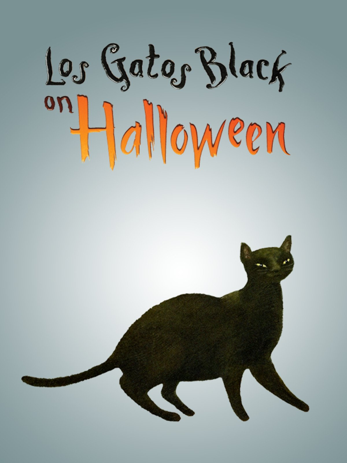 Amazon.com: Los Gatos Black on Halloween: Maria Conchita Alonso, Otmaro Ruiz, Kris Tercek, Ed Mironiuk