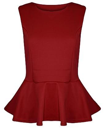 Xclusive Collection - T-shirt - Autres hauts - Uni - Sans manche - Femme 2fb5d5236478