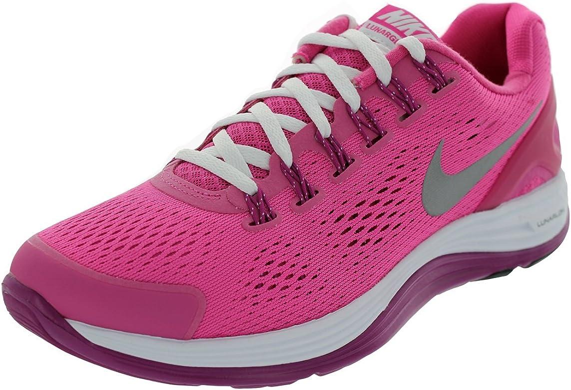 NIKE Nike lunarglide+ 4 zapatillas running chica: NIKE: Amazon.es: Zapatos y complementos