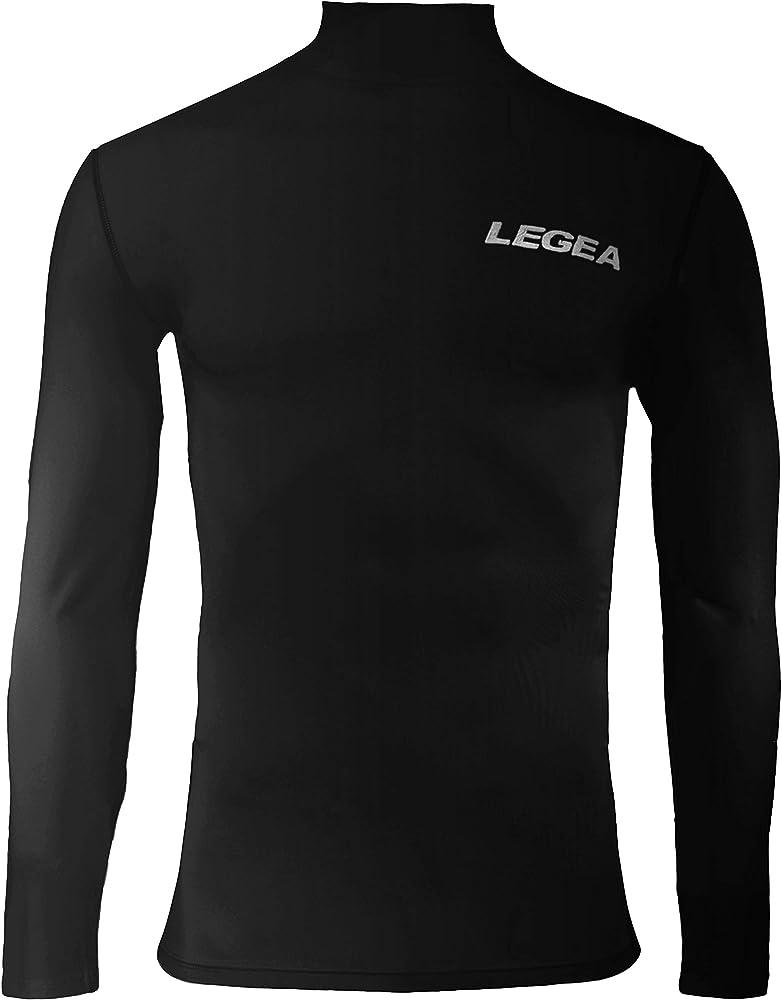 LEGEA Body 6 Dynamic - Camiseta de Manga Larga para Hombre, Hombre, Negro, FR : XXL (Taille Fabricant : XXL): Amazon.es: Deportes y aire libre