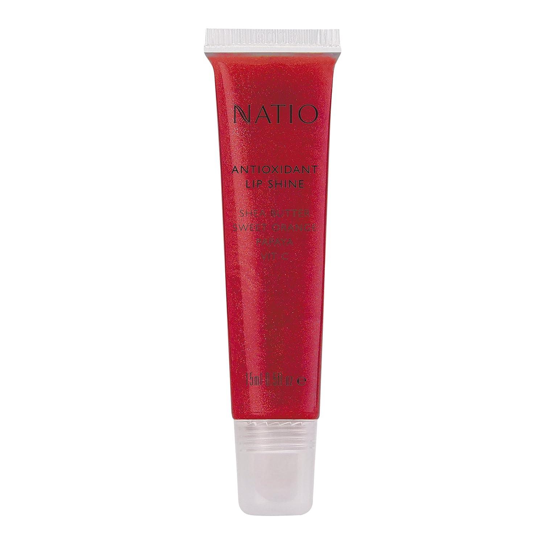 Natio Antioxidant Lip Shine Love, 15ml