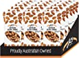 Australian Natural Almonds by JC's Quality Foods - Premium Australian Natural Almonds, Healthy Energy Boosting Snack -18 x 45g Bags