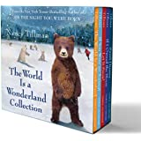 Nancy Tillman's The World Is a Wonderland Collection: (the World Is a Wonderland; If You Were an Animal; Let It Snow…
