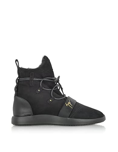 Giuseppe ZanottiHerren Sneaker Schwarz ZanottiHerren Giuseppe Schwarz c3qL5AjS4R