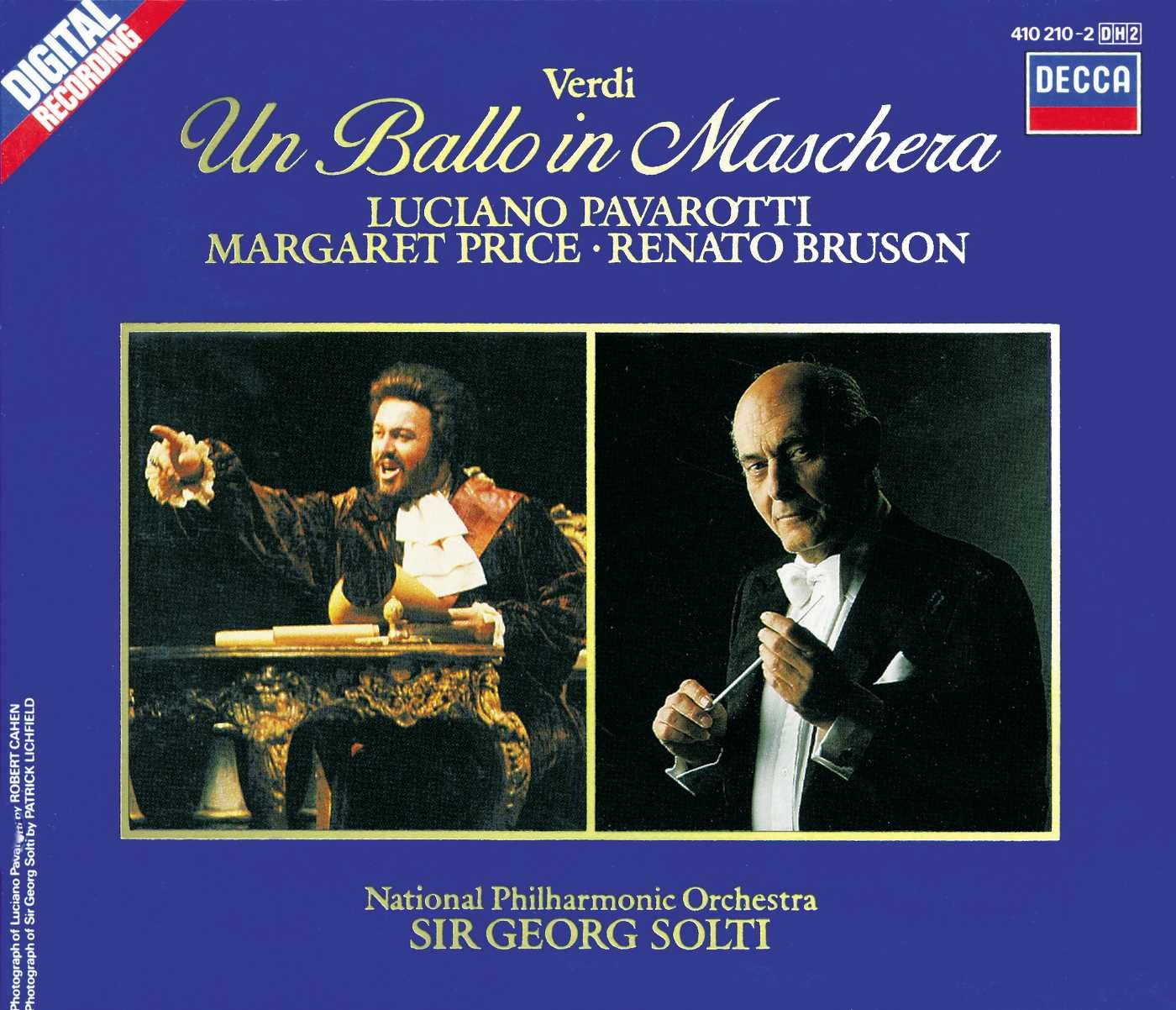 Un Ballo In Maschera (2 CD)