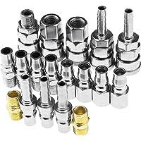 OTOTEC Luchtslang BSP Luchtcompressor Fittings Kit Pneumatische Quick Connector & Koppeling & Plug