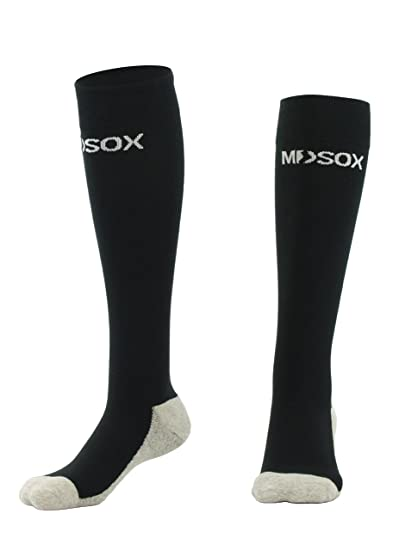 b70c756fbe31 Amazon.com: Graduated Compression Socks for Men & Women MDSOX 20-30 ...