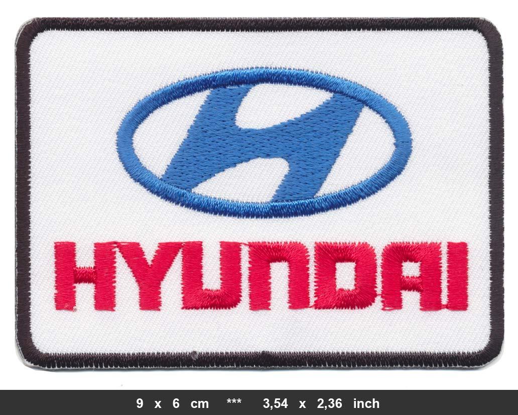Racing Classics Parche para Planchar Hyundai
