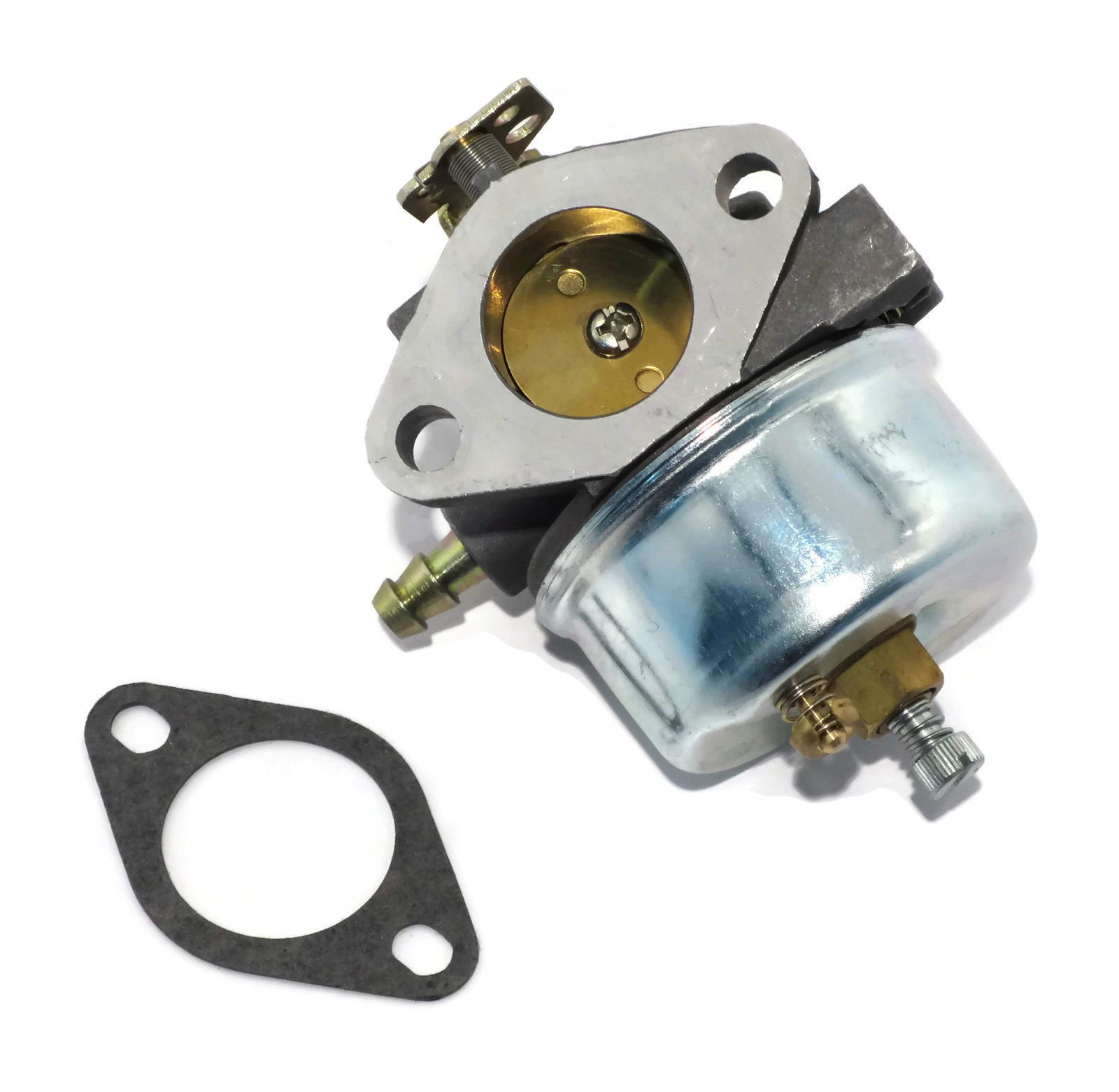The ROP Shop New Adjustable Carburetor for John Deere AM134818, AM38161, AM100941, AM108412 by The ROP Shop