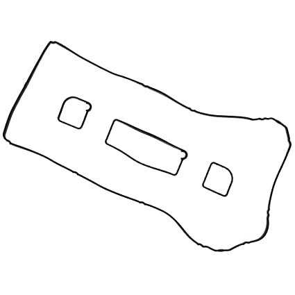 Amazon.com: 03-12 FORD/MAZDA 2.0L/2.3L/2.5L L4 DOHC Brand New Valve Cover Gasket Set (Improved Design): Automotive