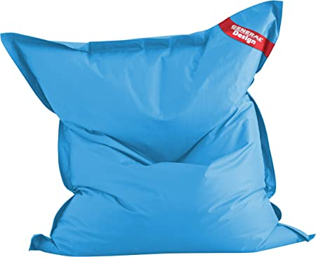 General Design GD 008 Big Bag 125 x 140 cm Bleu