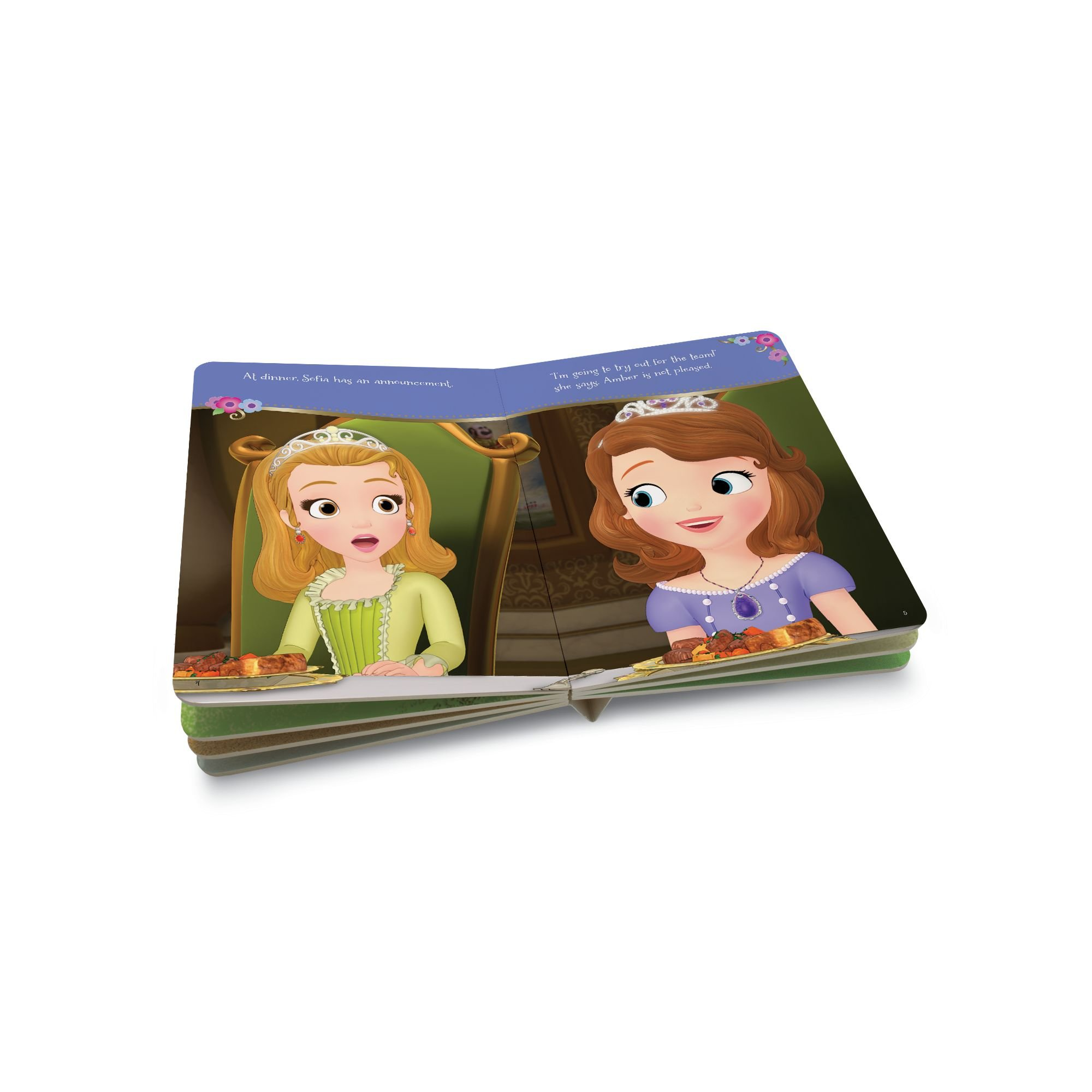 LeapFrog LeapReader Junior Book: Disney Sofia the First: A Princess Thing by LeapFrog (Image #5)