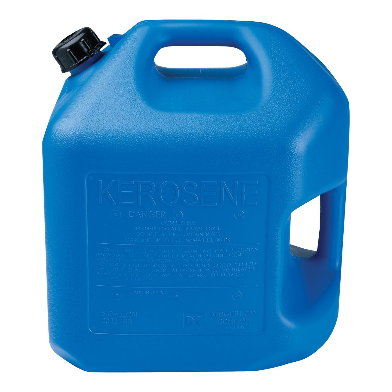 Midwest Can 7600 Kerosene Can - 5 Gallon Capacity by Midwest Can