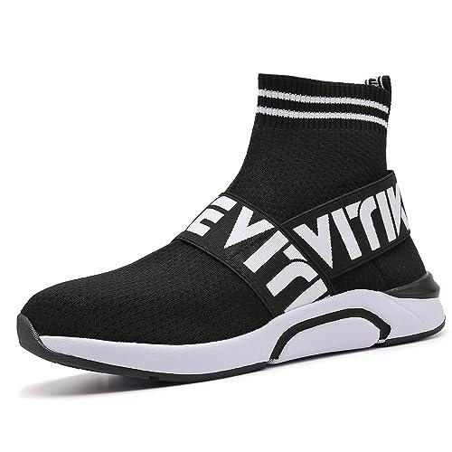 New Womens Ladies Sneakers Trainers Sock Runners Comfy