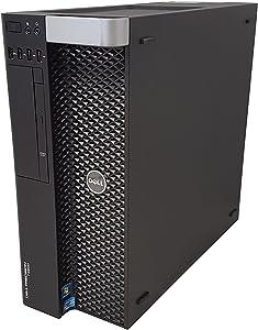 Dell Precision T3600 Xeon Four Core E5 1603 8GB RAM 500GB HD Windows 7